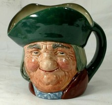 """Nice Large Royal Doulton Toby Philpots Mug Pitcher 6 3/8"""" Tall  EXCELLEN... - $29.65"""