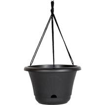 Bloem Black Lucca Hanging Basket 13 Inch - $38.09