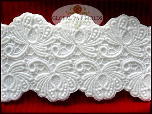 Primary image for Sugarcraft Molds Cake Decorating Tools  Lace MOLD 022
