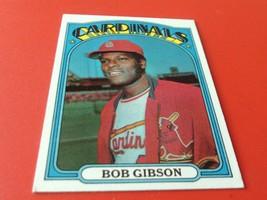 1972 Topps #130 Bob Gibson Cards Baseball Nm / Mint Or Better !! - $249.99