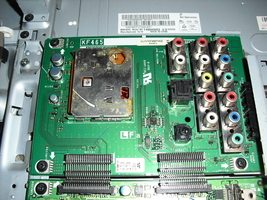 duntkf463fm02   main  board  for  sharp  Lc-40d68ut - $14.99