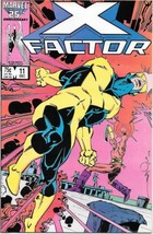 X-Factor Comic Book #11 Marvel Comics 1986 VERY FINE/NEAR MINT NEW UNREAD - $3.50