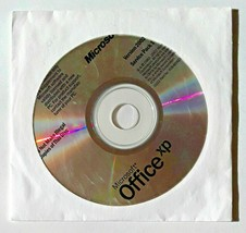 Microsoft Office XP ~ NEW SEALED ~ Version 2002 Service Pack 1 ~ Part #X08-60923 - $9.04