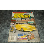 Street Rodder Magazine February 1994 Vol 23 No 2 fuel injections - $2.69