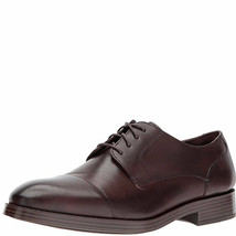 Cole Haan Men's Henry Grand Cap-Toe Oxfords Dark Brown 8.5 M MSRP 170 New - $96.91