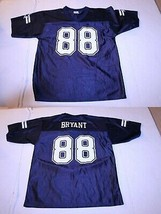 Women's Dallas Cowboys Dez Bryant L Jersey (Navy Blue) Cowboys Authentic Apparel - $18.69