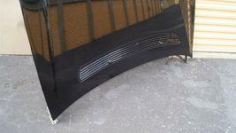 06-11 MERCEDES W219 CLS500 CLS550 CLS55 CLS63 CLS63 AMG Hood w/ Hinges & Shocks. image 3