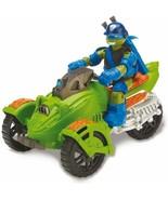 Turtles Teenage Mutant Ninja Turtles AT3 Vehicle and Leonardo (GIOCHI PR... - $46.07