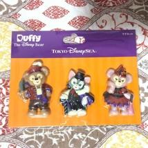 Tokyo Disney Sea 2016 Duffy & Friends Magnet Set Sherry Meijera Toni TDR - $48.51