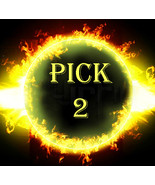 FRI-SUN  PICK ANY 2 $89,500 OR LESS FOR $130 EXCLUDES NO DEALS & MYSTICAL - $0.00