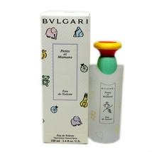 Bvlgari Petits Et Mamans Eau De Toilette Natural Spray 100ML NIB-BV84131 - $58.91
