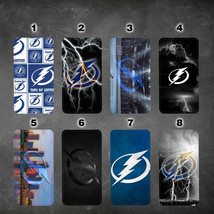 Tampa Bay Lightning LG V30 V35 wallet case G6 G7 Google pixel XL 2 XL - $17.99