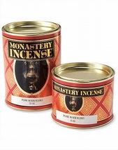 Monastery Incense Gloria Resin Blend 6 oz. container - $39.95