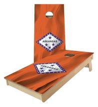 Arkansas State Flag Cornhole Boards - $179.00