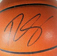 BEN SIMMONS / PHILADELPHIA 76ERS / AUTOGRAPHED FULL SIZE NBA BASKETBALL / COA image 2