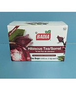 Badia Hibiscus Tea/Sorrel. Te Flor de Jamaica. Natural Antioxidant (25 T... - $8.90