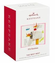 Hallmark  The Best Nest  P.D. Eastman  Childs Book   2019 Keepsake Ornament - $17.30