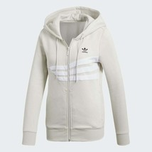 Adidas Originals Women's Zip Hoodie All Sizes Free Shipping DU9540 - $75.39