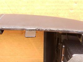 09-20 Nissan 370Z Z34 Radio Dash Bezel Trim For Navigation Display image 8