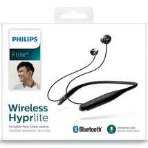Philips Hyprlite Bluetooth Wireless In-Ear Headphones SHB4205 -Black - €39,06 EUR