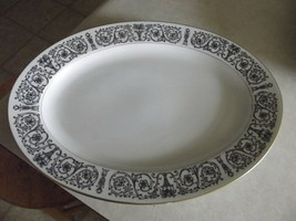 Coventry Laurent 14 3/8 oval platter 1 available - $11.83
