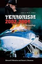 Terrorism, 2002-2004: A Chronology [Hardcover] - $20.90