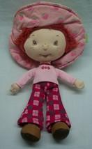 """Bandai Strawberry Shortcake 10"""" Plush Stuffed Animal Doll Toy - $16.34"""