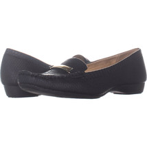naturalizer Gadget Loafer Flats 086, BlackSynthetic, 9.5 W US - $37.43