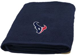 Houston Texans Bath Towel dimensions are 25 x 50 inches - $17.95