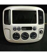 2001-07 Escape Radio and Temperature Climate Control Bezel Trim w/ Vents... - $62.30