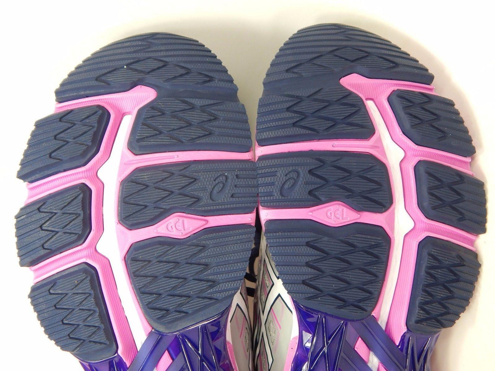 Asics GT 2000 v 5 Women's Running Shoes Size US 9 M (B) EU 40.5 Silver T757N