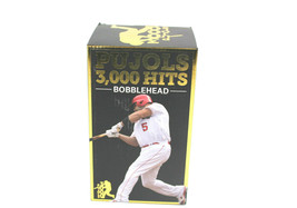 Albert Pujols 3000 Hits Bobblehead Doll  #5  L.A Anahein Angels New - $39.58