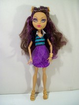 "MONSTER HIGH SWEET A PACK OF TROUBLE CLAWDEEN WOLF 10"" DOLL - $22.49"