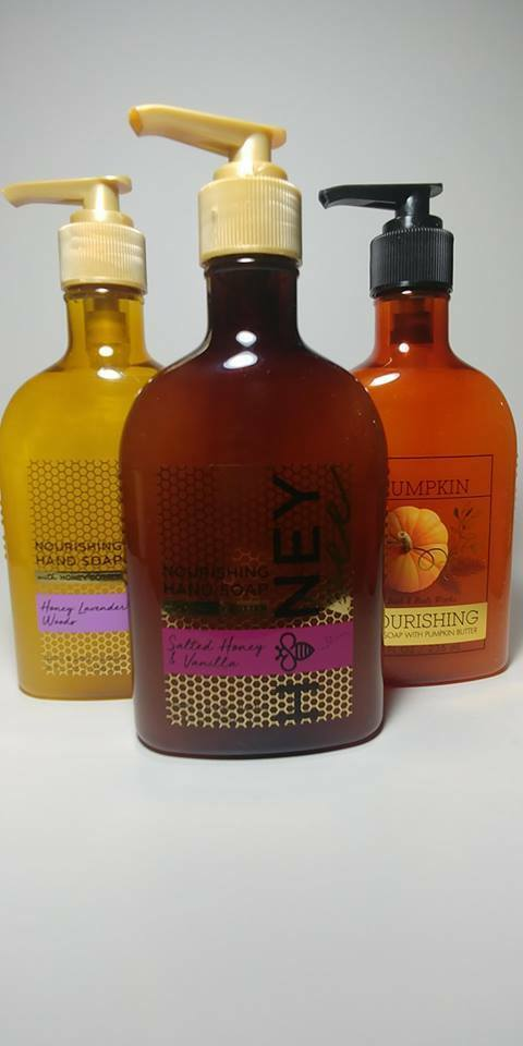 Bath and body works nourishing hand soaps 8 fl oz ~ you choose~