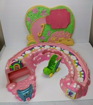 Hasbro My Little Pony G3 Playset Parts Amusement Park & Butterfly Island - $10.00