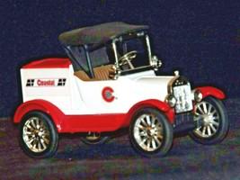"ERTL Coastal Ford 1918 Replica Die-cast Model ""T"" Runabout Bank AA19-1638 Vint image 2"