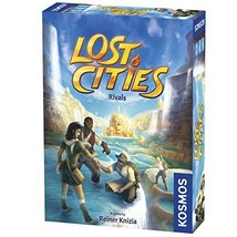 Thames & Kosmos Lost Cities: Rivals Card Game - $14.19