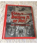 Ripley's Believe It or Not! : Special Edition  2001, Hardcover, Special - $8.22