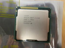 Intel Core i3-2100 SR05C 3.1GHz 3M Socket LGA1155 Desktop CPU (1 of 2) - $27.90