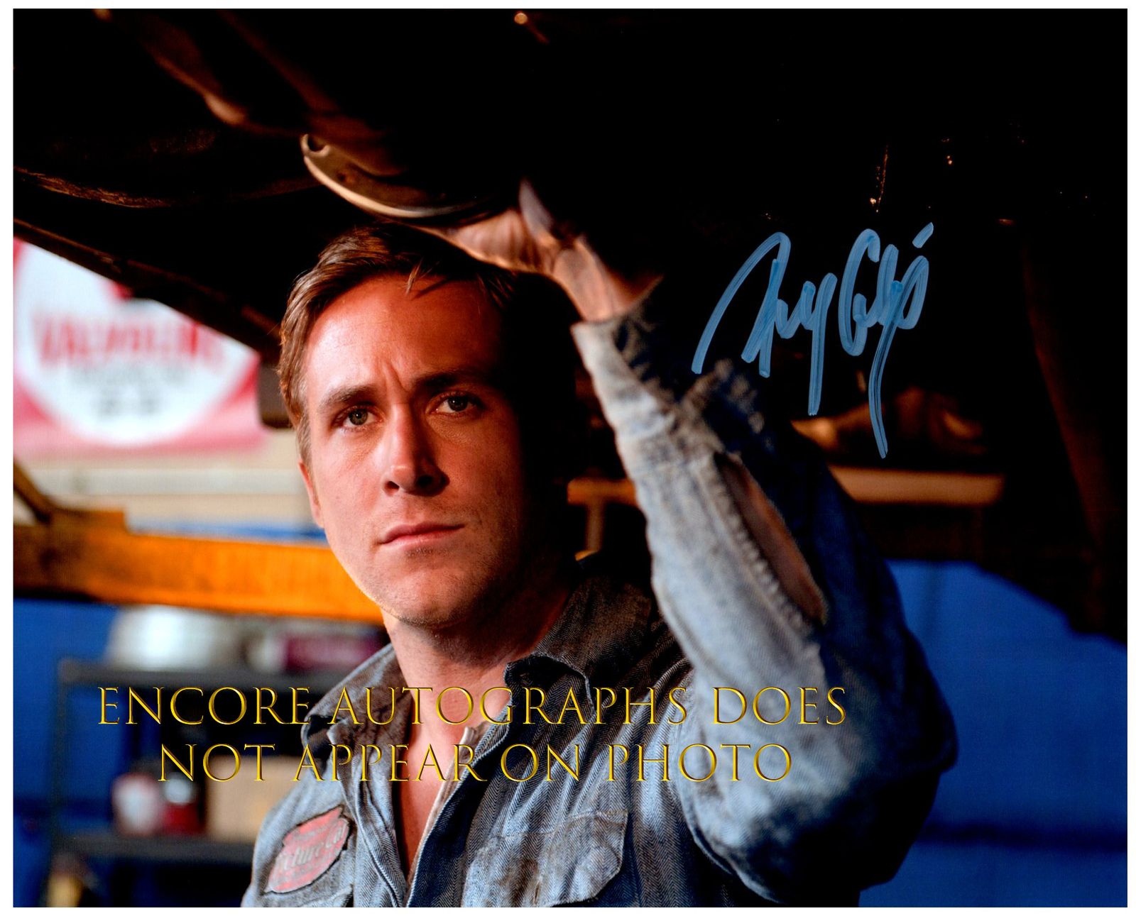 Primary image for RYAN GOSLING  Authentic Original  SIGNED AUTOGRAPHED PHOTO w/ COA 240