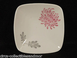 Butter Pat Rosenthal China Porcelain Gold Trim Square Vintage Bavaria Ge... - $18.80