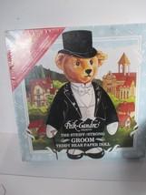 The Steiff Strong Museum Teddy Bear Paper Doll Wedding GROOM Bridegroom ... - $12.86