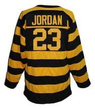 Custom Name # Hamilton Tigers Retro Hockey Jersey Sewn New Any Size image 2
