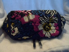 Vera Bradley Travel cosmetic in African Violet - $25.00