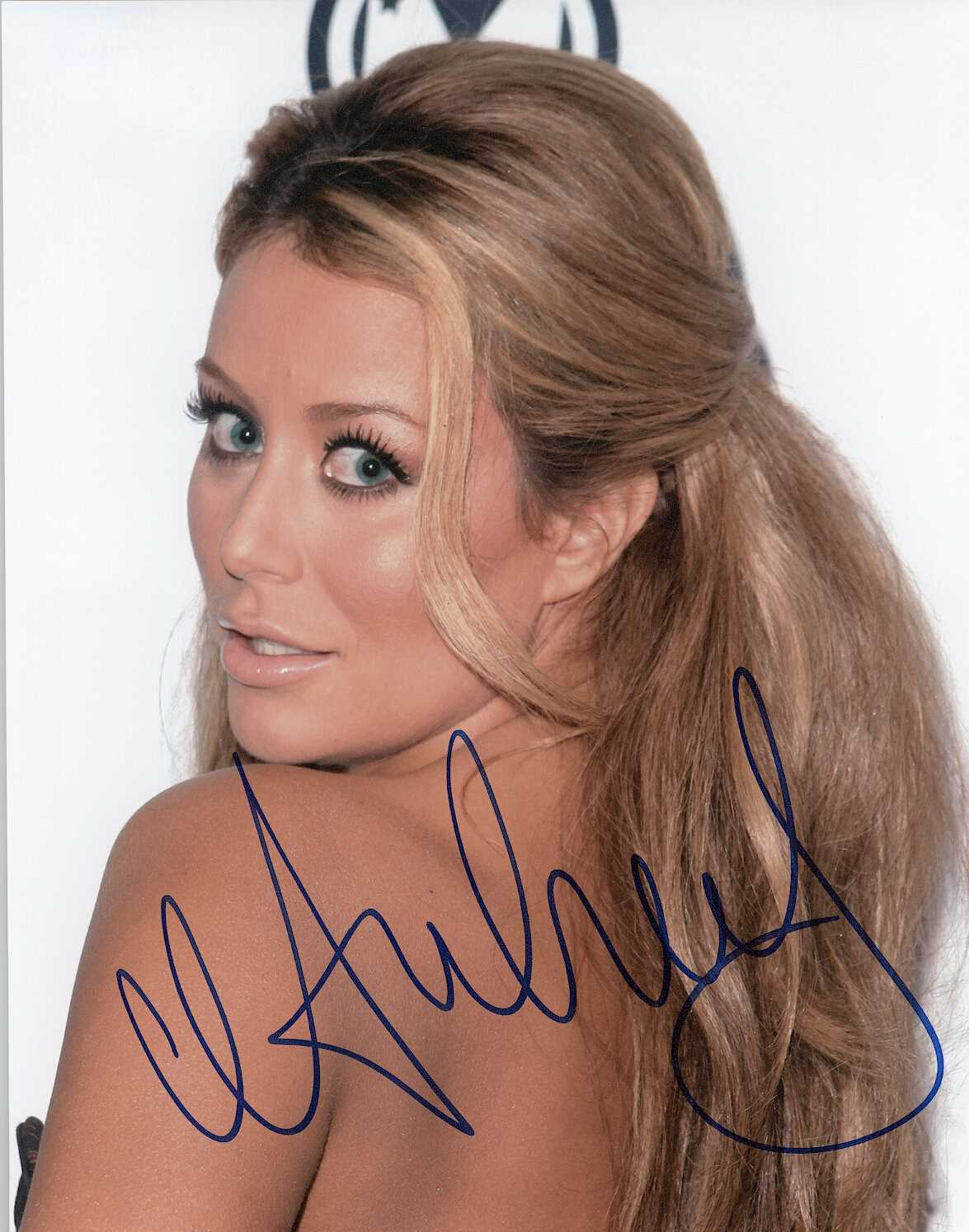 Primary image for Aubrey O'Day Signed Autographed Glossy 8x10 Photo