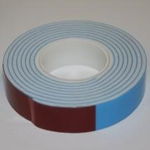 "White 1/16"" x 5/8"" Wide Foam Mounting Tape - $7.95"