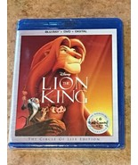 The Lion King (Canadian Blu-ray/DVD with USA Compatible Discs) BRAND NEW - $14.97