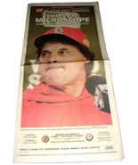 10.26.2011 St Louis POST-DISPATCH Newspaper Cardinals World Series Tony ... - $14.99