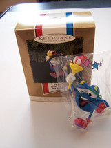 Hallmark Keepsake Ornament Izzy The 1996 Mascot.  Olympic Spirit Collection - $4.90