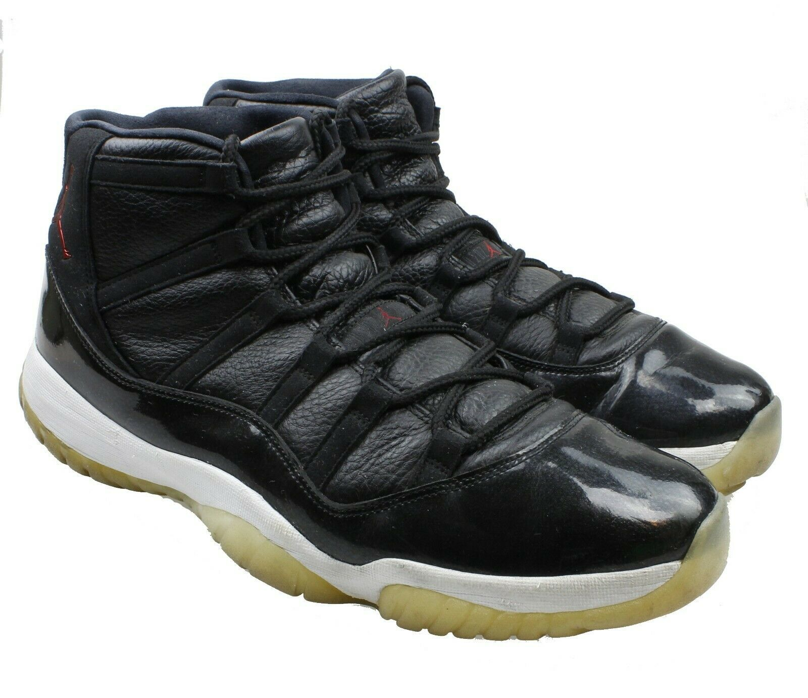 2c91c1fb538 Nike Air Jordan 11 72-10 Retro Black Gym Red and 50 similar items